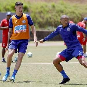 Nino Paraíba espera que o Bahia consiga reagir dentro de casa