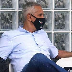 Assumpção: 'Começamos a traçar metas para o Botafogo ter um time competitivo em 2021'