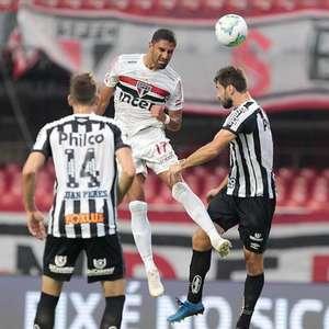 Entenda os motivos da derrota do São Paulo para o Santos no Morumbi