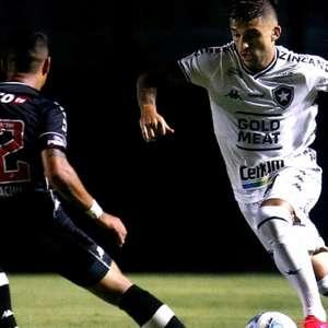 """No """"divisor de águas"""", Botafogo não mostra indícios de reação e gera cada vez menos esperança em milagre"""