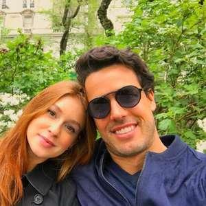 Marina Ruy Barbosa e Xande Negrão anunciam fim do casamento