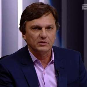 Mauro Cezar critica Rodolfo Landim: 'Patético é pouco'