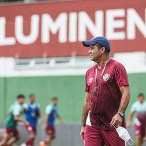 Fluminense não terá Marcão e três jogadores contra o Corinthians; veja provável time