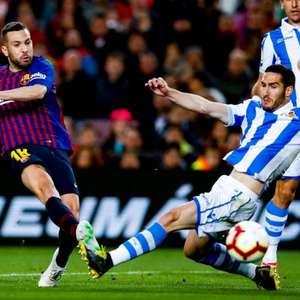 Barcelona e Real Sociedad se enfrentam pela Supercopa da Espanha