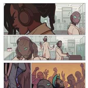Série 'feminista' de HQs de Overwatch ganha nova edição