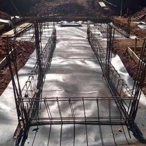 Embrapa está construindo os dois maiores lisímetros do Brasil