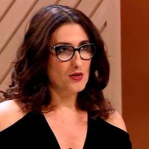Paola Carosella anuncia saída da Band e do 'MasterChef'