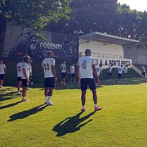 Jogadores da Ponte Preta se reúnem e decidem não treinar por atrasos salariais