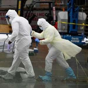 EUA batem novo recorde de mortes por covid-19 em 24h