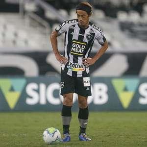 Honda pede desculpas a ex-colegas de Botafogo por repercussão a quem foi à sua festa de despedida