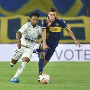 Santos x Boca: onde assistir, arbitragem e escalações