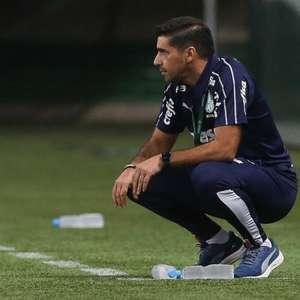 Humilde e finalista da Libertadores, Abel Ferreira afirma: 'Gallardo é melhor que eu'