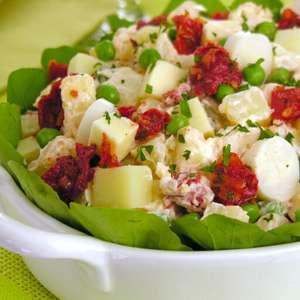 Receitas práticas de salada de maionese para fazer em até 30 minutos