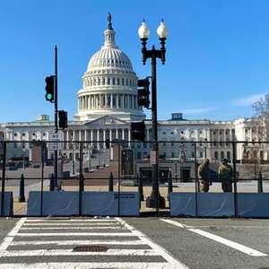 Washington vive medo e tensão antes da posse de Biden