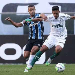 Palmeiras x Grêmio: saiba onde assistir ao duelo desta sexta