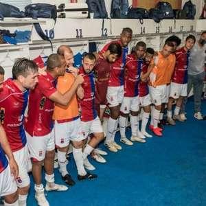 Juninho valoriza vitória diante do CSA: 'equipe muito ...