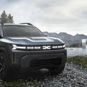 """Renault quer """"ressuscitar"""" e terá SUV maior que o Duster"""