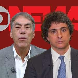 Após irritar Camarotti, Demétrio enfurece Guga na GloboNews
