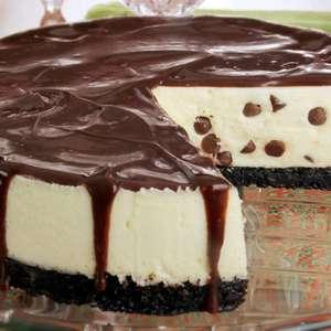 Torta de leite Ninho® com gotas de chocolate