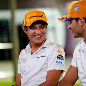 Norris revela que amizade com Sainz também teve leve ...