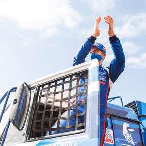 Sotnikov confirma vitória do Dakar 2021 nos caminhões. ...