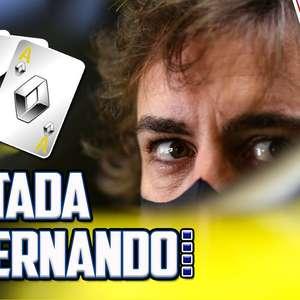 GP às 10: Retorno de Alonso é 'all in' em situação nova ...