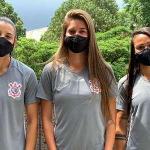 Após ano vitorioso, elenco feminino do Corinthians se ...