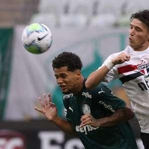 Sub-17: No Allianz Parque, São Paulo derrota Palmeiras ...