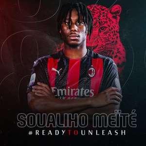Milan anuncia contratação do meia francês Soualiho Meïte