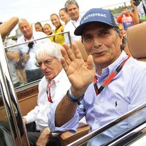 Piquet recebe alta de hospital em Brasília após internação por Covid-19
