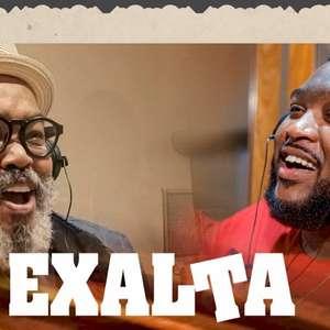 """Exalta lança parceria com Jorge Aragão em """"Retrato ..."""