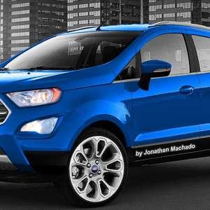 Picape do EcoSport teria salvado a Ford no Brasil