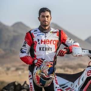 Após acidente grave no Dakar, piloto indiano acorda de ...