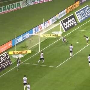 SÉRIE A: Gols de Palmeiras 1 x 1 Grêmio