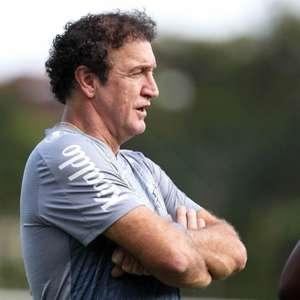 Cuca só deixa o Santos depois da Libertadores se quiser