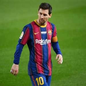 Koeman não garante Messi na Supercopa: 'A última palavra ...