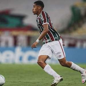 Marcos Paulo volta a sentir dores no pé; Fluminense ...