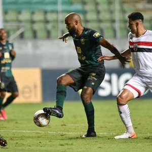 Pouco 'inspirado',América-MG só empata com o Botafogo-SP em duelo no Independência pela Série B