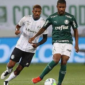 Palmeiras e Grêmio empatam; veja a tabela de ...