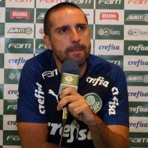 Auxiliar do Palmeiras lamenta empate com Grêmio: ...