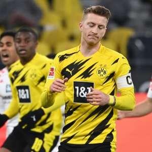 Reus perde pênalti e Borussia Dortmund empata com o Mainz 05