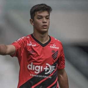 Zagueiro do Athletico projeta final do Brasileiro Sub-20: 'As duas melhores equipes'