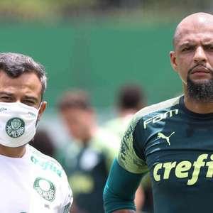 Com retorno de Felipe Melo, Palmeiras inicia preparação ...