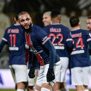 Paris Saint-Germain vence o Angers com gol de Kurzawa e ...