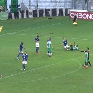 SÉRIE B: Gol de Juventude 1 x 0 Cruzeiro