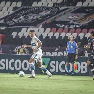 Após vencer em sua estreia, Gustavo Morínigo valoriza ...