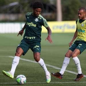 Abel Ferreira comanda treino técnico antes do clássico ...