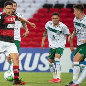 Goiás x Flamengo: prováveis times, desfalques, onde ...