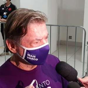 Justiça mantém posse de Salgado como presidente do Vasco