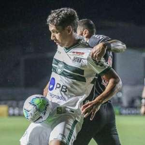 Coritiba vence Luxemburgo pela segunda vez no Brasileirão